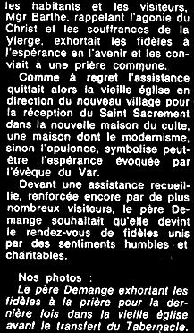 Var-Matin, 17 septembre 1973