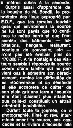 Var-Matin, juillet 1973