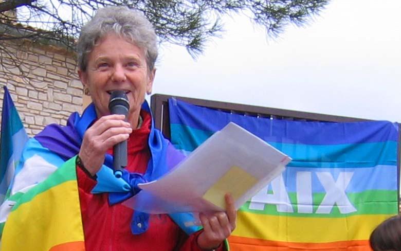 Le discours de Michèle Tripon