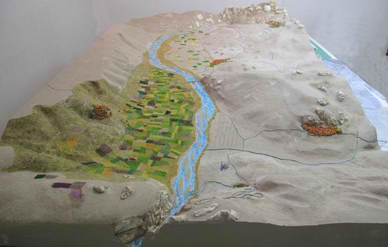La vallée de Ste-Croix
