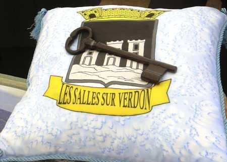 La clé des Salles-sur-Verdon