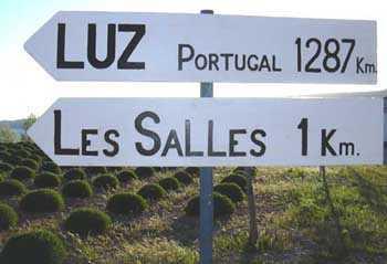 Luz = 1287 km