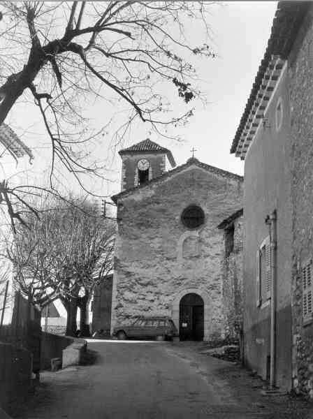 L'ancien clocher des Salles