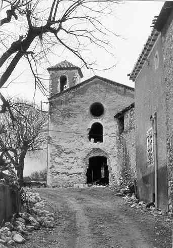 Les Salles, la calade, 03/01/1974