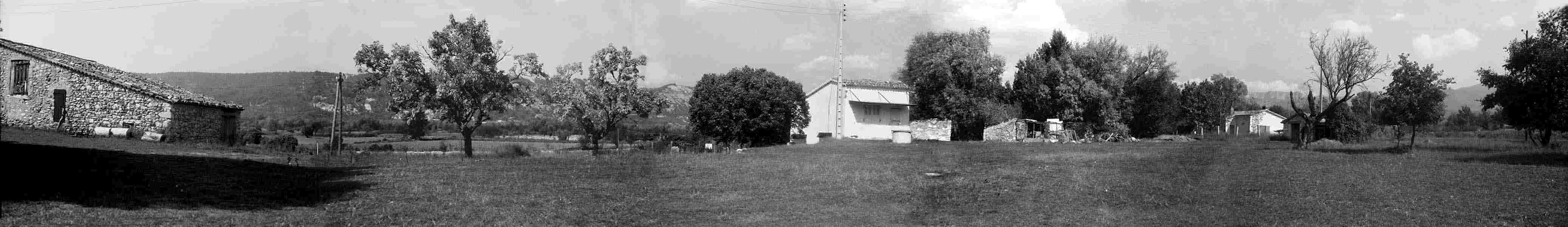 Les Salles, l'aire de Signoret