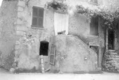 Les Salles, le poulailler de Lucien Laugier
