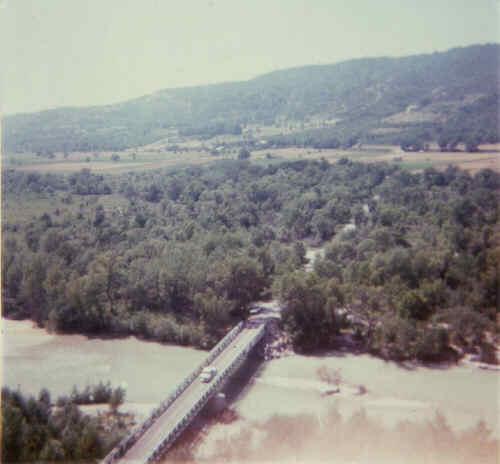Le pont de Garuby