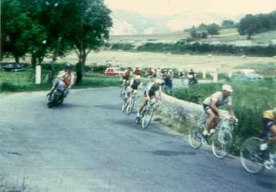 Le Tour de France 1967 aux Salles