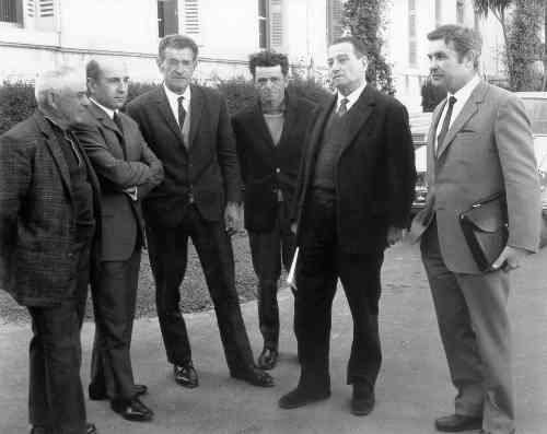 Création du nouveau syndicat de défense, 27/04/1970