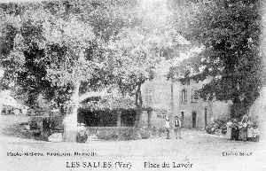 Click here to see Les Salles before 1914