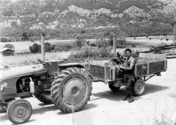 Henri Anot, août 1959