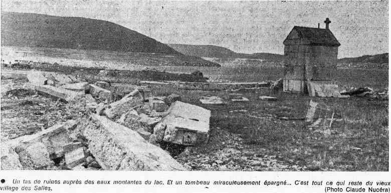 Le mausolée de la famille Bagarry au cimetière
