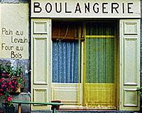 La boulangerie de l'ancien village